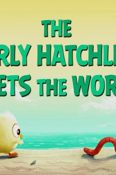 Caratula, cartel, poster o portada de Angry Birds: The Early Hatchling Gets the Worm