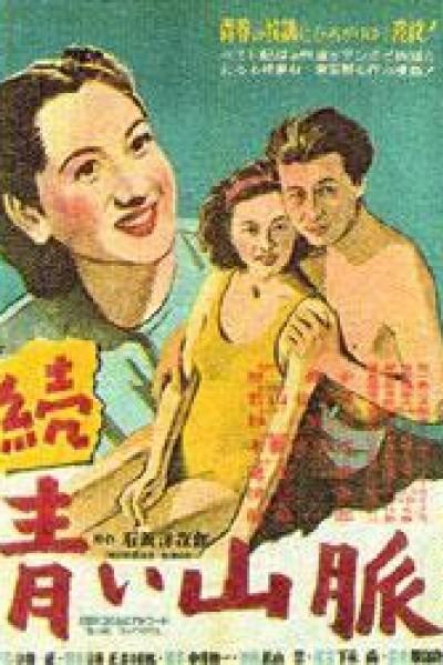 Caratula, cartel, poster o portada de Blue Mountains, Part II
