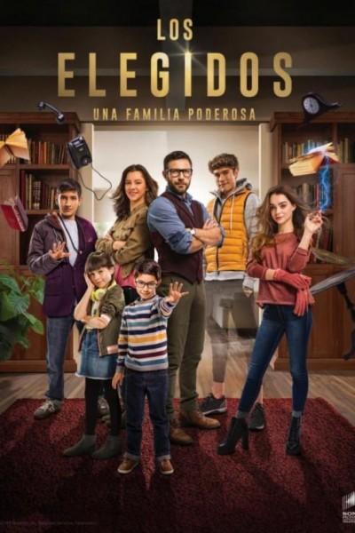 Caratula, cartel, poster o portada de Los elegidos: Una familia poderosa