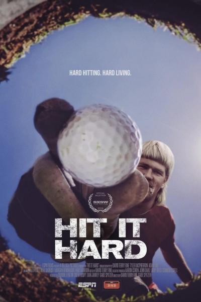 Caratula, cartel, poster o portada de 30 for 30: Hit It Hard