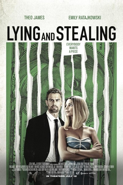 Caratula, cartel, poster o portada de Lying and Stealing