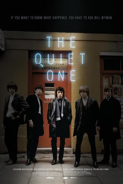 Caratula, cartel, poster o portada de The Quiet One