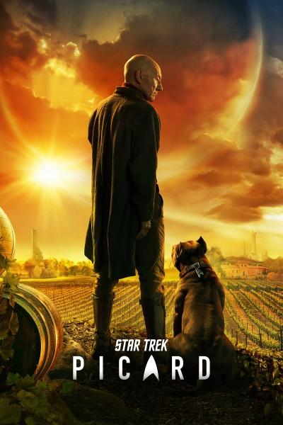 Caratula, cartel, poster o portada de Star Trek: Picard