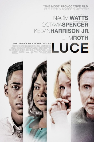 Caratula, cartel, poster o portada de Luce