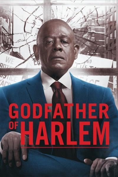 Caratula, cartel, poster o portada de El padrino de Harlem
