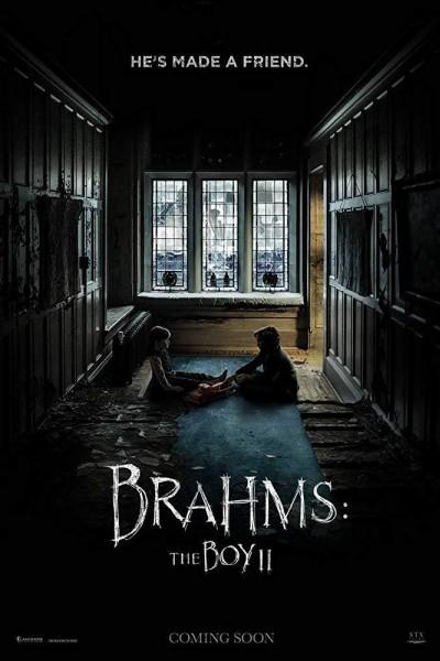 Caratula, cartel, poster o portada de The Boy: La maldición de Brahms