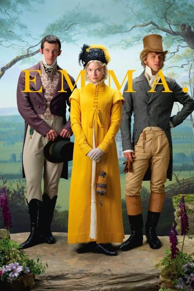 Caratula, cartel, poster o portada de Emma.