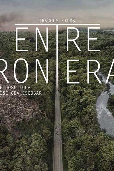 Caratula, cartel, poster o portada de Entre Fronteras