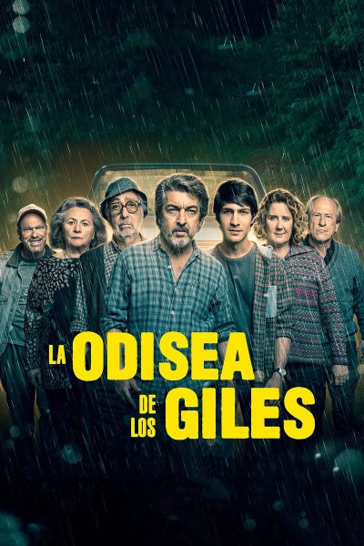 Caratula, cartel, poster o portada de La odisea de los giles