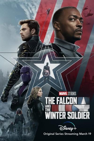Caratula, cartel, poster o portada de Falcon y el Soldado de Invierno