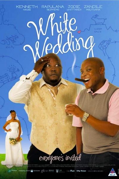 Caratula, cartel, poster o portada de White Wedding