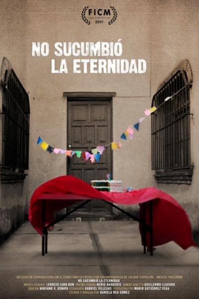 Caratula, cartel, poster o portada de No sucumbió la eternidad