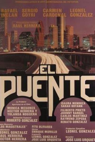 Caratula, cartel, poster o portada de El puente