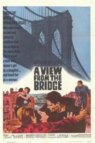 Caratula, cartel, poster o portada de Panorama desde el puente