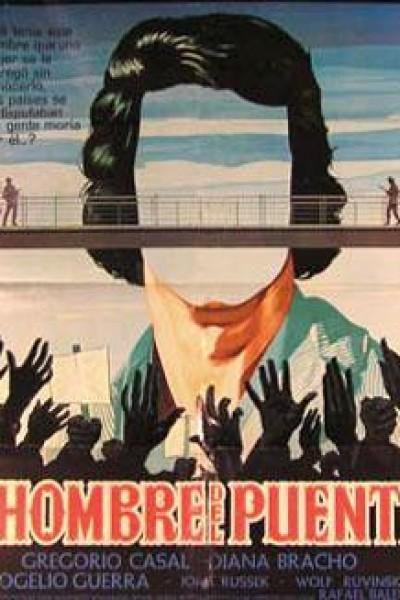 Caratula, cartel, poster o portada de El hombre del puente