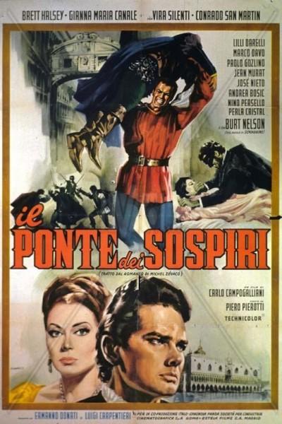 Caratula, cartel, poster o portada de El puente de los suspiros