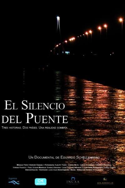 Caratula, cartel, poster o portada de El silencio del puente