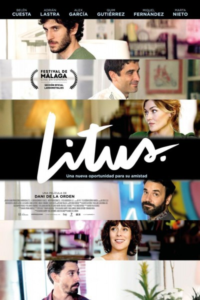 Caratula, cartel, poster o portada de Litus