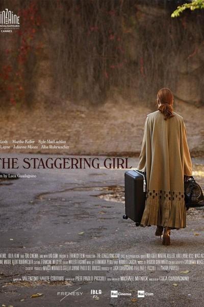 Caratula, cartel, poster o portada de The Staggering Girl