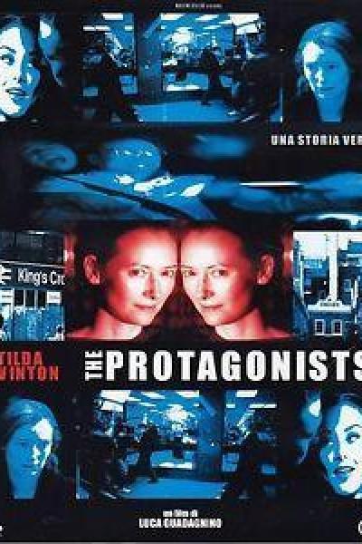 Caratula, cartel, poster o portada de The Protagonists