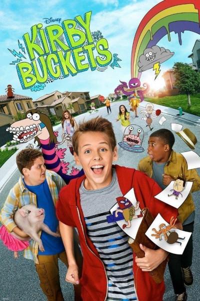Caratula, cartel, poster o portada de Kirby Buckets