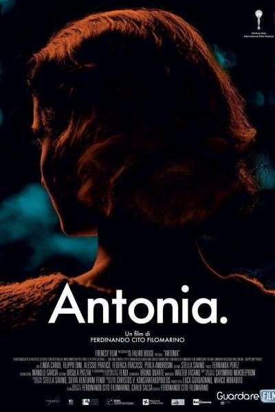 Caratula, cartel, poster o portada de Antonia.