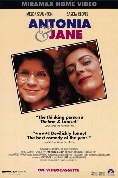 Caratula, cartel, poster o portada de Antonia y Jane