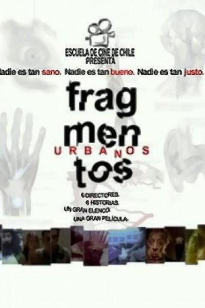 Caratula, cartel, poster o portada de Fragmentos urbanos