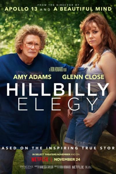 Caratula, cartel, poster o portada de Hillbilly Elegy
