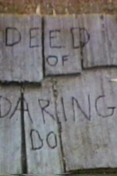 Caratula, cartel, poster o portada de Deed of Daring-Do