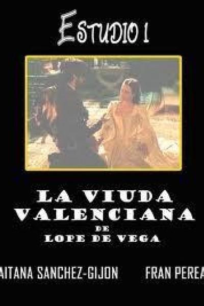 Caratula, cartel, poster o portada de La viuda valenciana