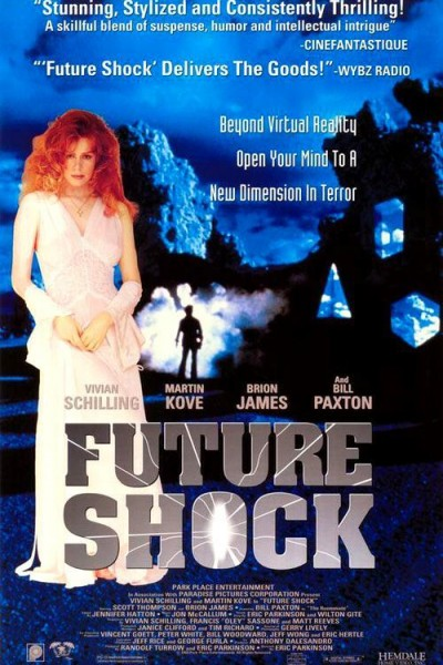 Caratula, cartel, poster o portada de Future Shock