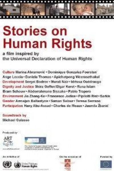 Caratula, cartel, poster o portada de Stories on Human Rights
