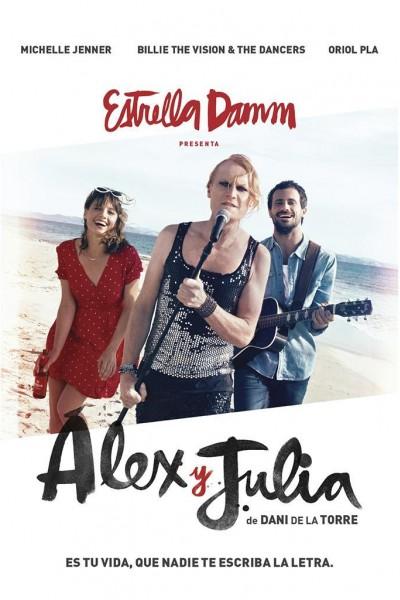 Caratula, cartel, poster o portada de Álex y Julia