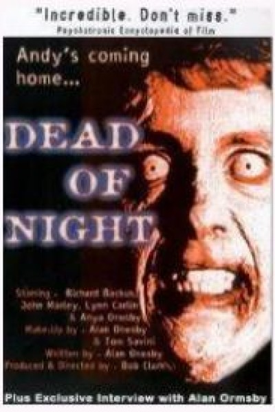 Caratula, cartel, poster o portada de Dead of Night