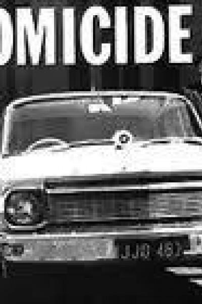 Caratula, cartel, poster o portada de Homicide
