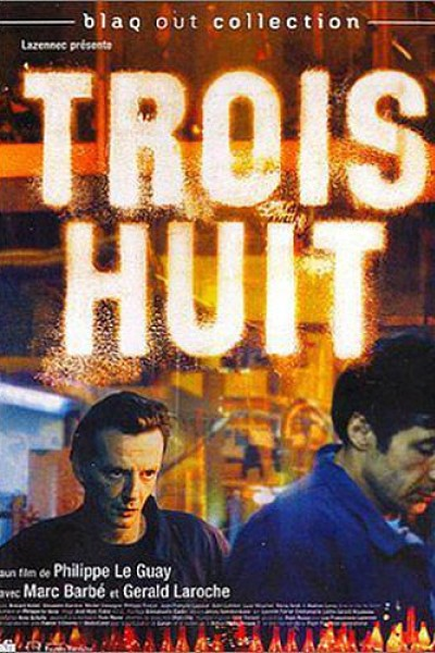 Caratula, cartel, poster o portada de Trois huit