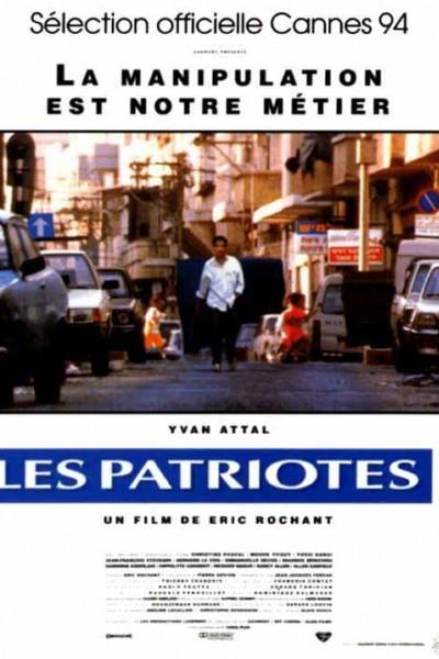 Caratula, cartel, poster o portada de Los patriotas