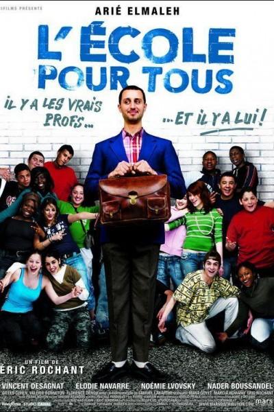 Caratula, cartel, poster o portada de L\'école pour tous