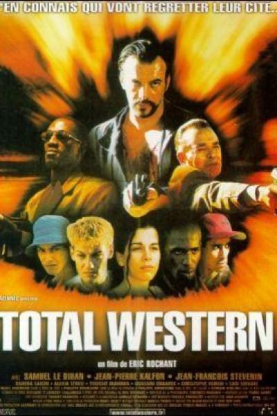 Caratula, cartel, poster o portada de Total Western