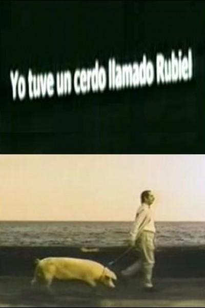 Caratula, cartel, poster o portada de Yo tuve un cerdo llamado Rubiel