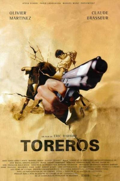 Caratula, cartel, poster o portada de Toreros (La hora del silencio)