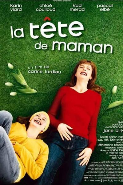 Caratula, cartel, poster o portada de La tête de maman