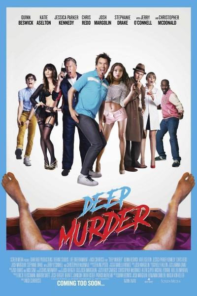 Caratula, cartel, poster o portada de Deep Murder