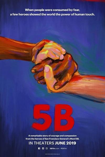 Caratula, cartel, poster o portada de 5B