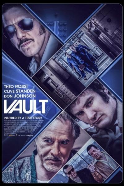 Caratula, cartel, poster o portada de Vault