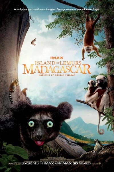 Caratula, cartel, poster o portada de Island of Lemurs: Madagascar