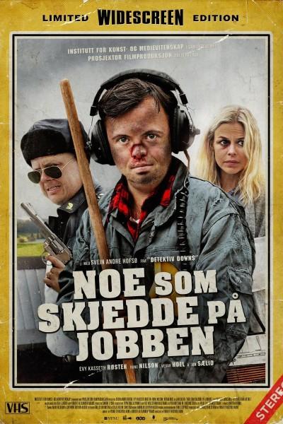 Caratula, cartel, poster o portada de Noe som skjedde på jobben