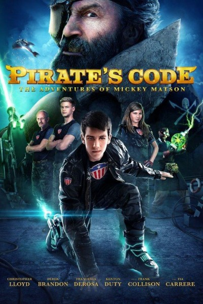 Caratula, cartel, poster o portada de Pirate\'s Code: The Adventures of Mickey Matson