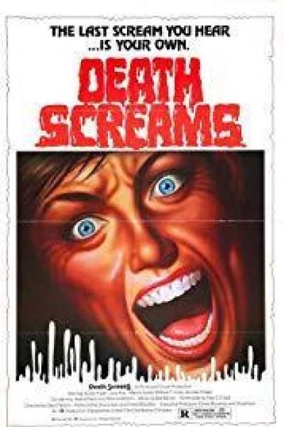 Caratula, cartel, poster o portada de Death Screams